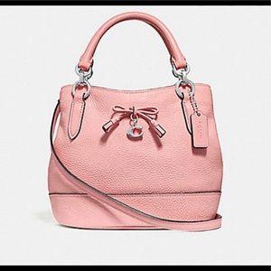 COACH Micro Ally Bucket Bag